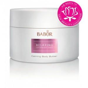 BABOR Relaxing Lavender Mint Calming Body Butter - Anti-aging lichaamscrème
