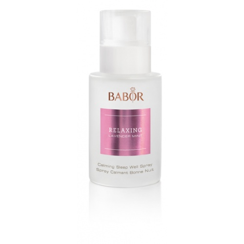 BABOR Relaxing Lavender Mint Calming Sleep Well Spray - Kalmerende geur, diepe slaap