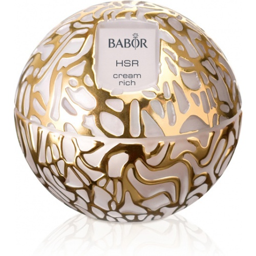 BABOR HSR Extra Firming Cream Rich verbetert de huidelasticiteit.