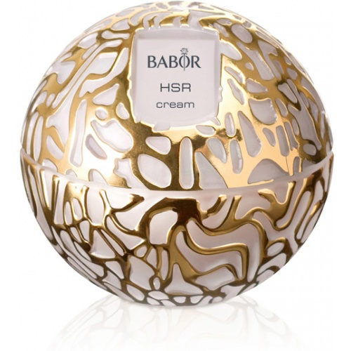 BABOR HSR Extra Firming Cream verbetert duurzaam de huidelasticiteit.