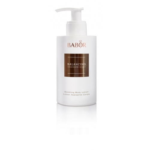 BABOR Balancing Cashmere Wood Soothing Body Lotion - Herstellende lichaamslotion