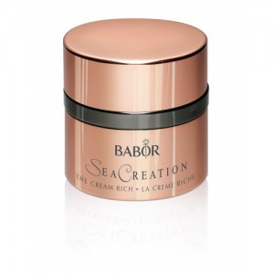 BABOR SeaCreation The Cream Rich Een luxeen verzorgende gezichtscrème