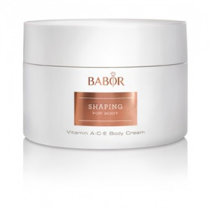 BABOR Shaping for Body Vitamin ACE Body Cream - Rijke anti-aging lichaamscrème