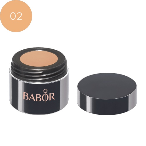 BABOR Concealer Camouflage Cream 02 - Maximale dekking en houdbaarheid