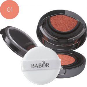 BABOR Rouge Cushion Blush 01 peach - Zorgt voor een frissere teint!