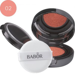 BABOR Rouge Cushion Blush 02 rose - Vloeibare rouge voor uw gezichtscontour