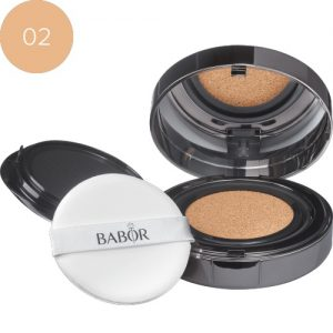 BABOR Foundation Cushion Foundation 02 natural een optisch direct lifting-effect