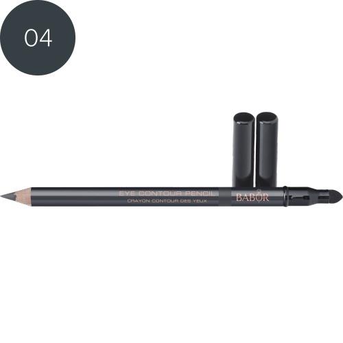 BABOR Oogschaduw Eye Contour Pencil 04 smoky grey voor precieze oogcontouren