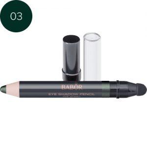BABOR Oogschaduw Eye Shadow Pencil 03 green - Super eenvoudig omlijnen v.d oogzone
