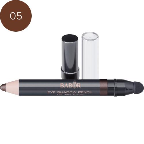 BABOR Oogschaduw Eye Shadow Pencil 05 dark brown - Eenvoudig omlijnen v.d. oogzone