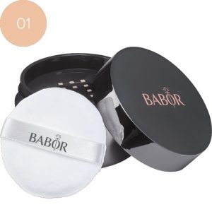 BABOR Foundation Mineral Powder Foundation 01 light - Natuurlijke glans