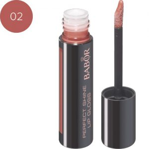 BABOR Lipgloss Perfect Lip Gloss 02 caramella verzorgende high-shine lipgloss