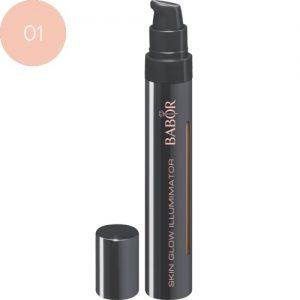 BABOR Concealer Skin Glow Illuminator 01 ivory light - Jeugdigere uitstraling!