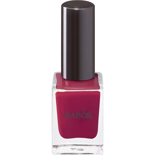 BABOR Trendcolours Nail Colour 07 red maple leaf - Briljante, duurzame nagellak.
