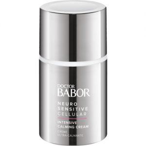 BABOR Neuro Sensitive Cellular Intensive Calming Cream crème voor een extreem droge, gevoelige huid.
