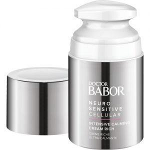 BABOR Neuro Sensitive Cellular Intensive Calming Cream rich - De huid wordt gekalmeerd en hersteld