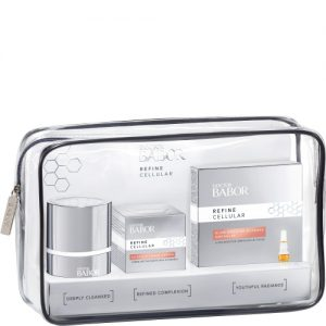 BABOR Refine Cellular Refine Travelset bevat drie verzorgingshighlights van de DOCTOR BABOR