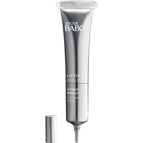 BABOR Lifting Cellular De Ultimate Wrinkle Filler optisch glad met onmiddellijk effect.