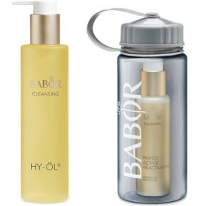 BABOR CLEANSING Set HY-ÖL® + Phytoactive REACTIVATING & Smoothiefles